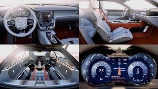 2014 Volvo Concept Estate  — Интерьер