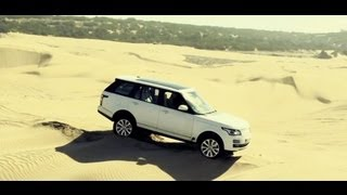 2013 Range Rover road test review
