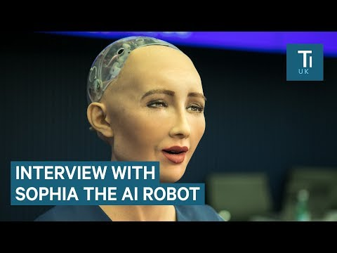 We Interviewed The AI Robot That's Now A Citizen Of Saudi Arabia
