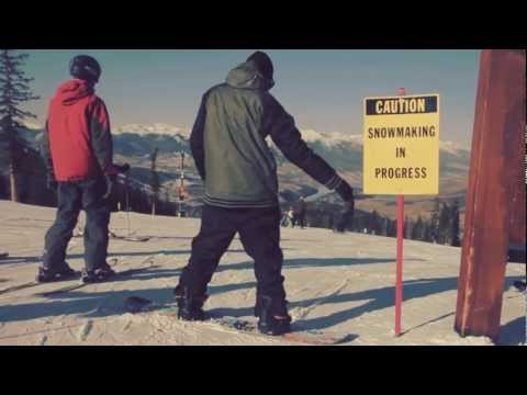 Grilo's E3 - Legal Immigrant Snowboarding 2011