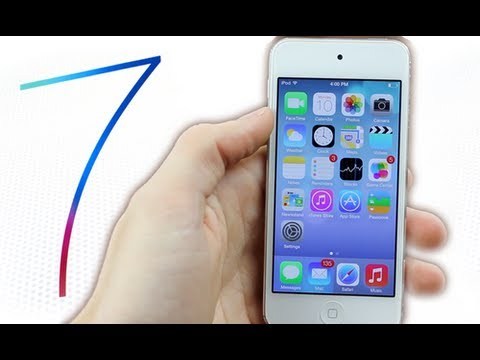 iOS 7 Beta Hands On Complete Overview