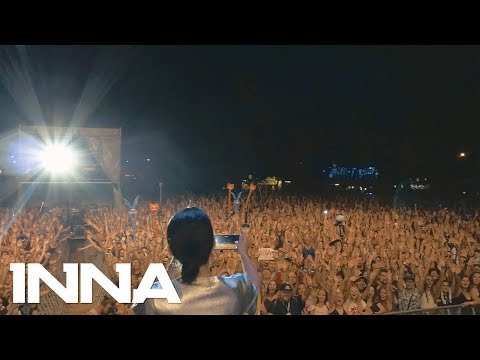 INNA | On the road #245 - SZIN Festival (Hungary)