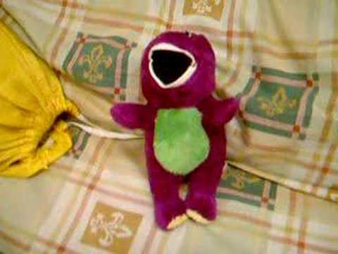 Barney( I love you, You love me )