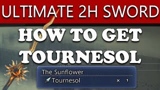 Final Fantasy XII The Zodiac Age How to Get TOURNESOL - BEST 2 Handed Sword