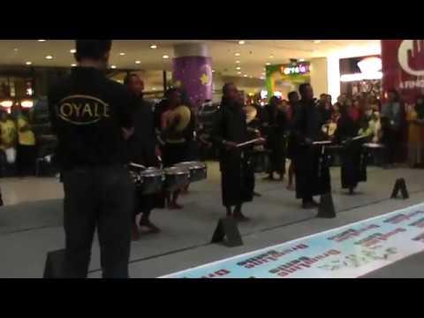 Drum Battle : MB Antasari (MBA) VS DB Gita Nada Al-Hikmah Semi-Final