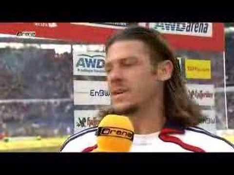 Martín Demichelis, Hannover, 28. Spieltag, 2007
