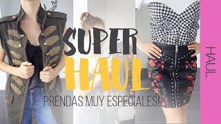 SUPER HAUL DE VERANO | Zara, Bershka, Stradivarius | WanderLu