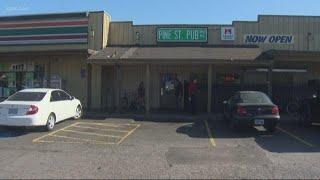 Woman killed in shooting outside Salem pub