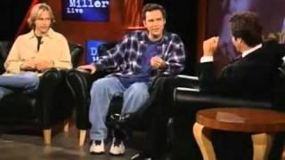Norm MacDonald on Dennis Miller 1998 best guest ever