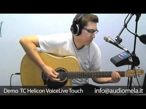 Audiomela - TC Helicon VoiceLive Touch