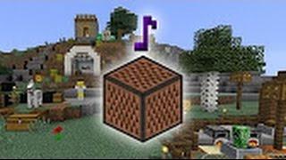 download lagu Omfg - Hello - Minecraft Note Block Cover 1 gratis