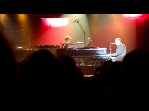 Julien Clerc - Partir  (Live in Coulommiers 2013)