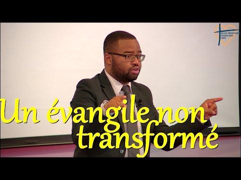 Un évangile non-transformé