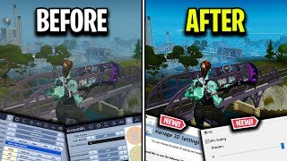 This NEW Setting is BROKEN.. It Removes The FOG! (Fortnite Battle Royale)