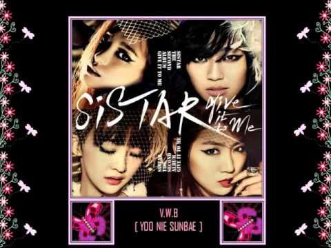 SISTAR- HEY YOU [AUDIO]