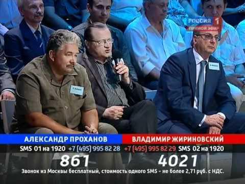Немцов, проханов, соловьев, к, барьеру, нтв