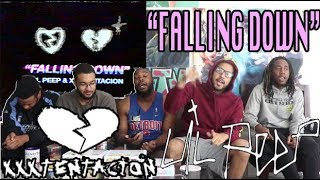 Lil Peep & XXXTENTACION - Falling Down REACTION/REVIEW