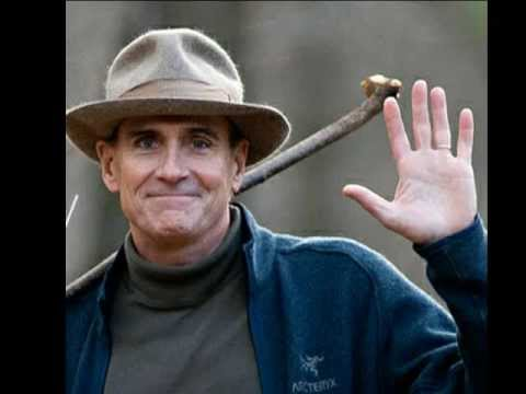 James Taylor - Letter In The Mail