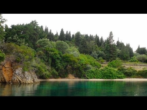 Scorpios Island, Greece, Travel to Lefkada (8) with ReiseWorld travel channel