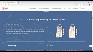 Mycrojobs - Thông Tin Token