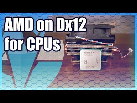 AMD Interview - Dx12 Multi-Threaded Command Buffering