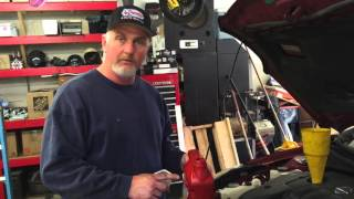 How To Change Oil & Filter - 2009 Nissan Altima 2.5 Liter