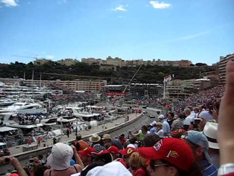Formula 1 - Gp de Monaco 2010