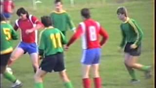 Futbal v Cernine 1990.wmv