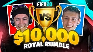 SIMON VS HARRY - SIDEMEN FIFA 20 $10,000 ROYAL RUMBLE