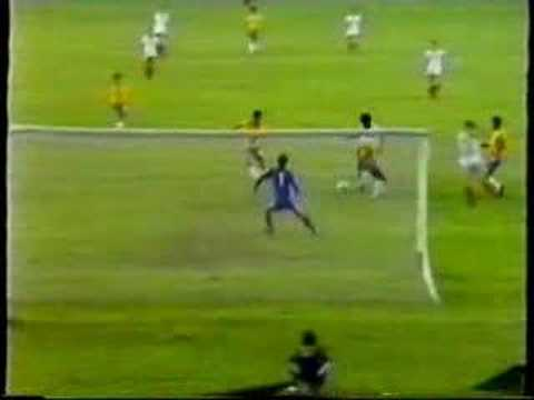 John Barnes Stuns Brazil Video