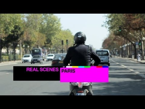 Real Scenes: Paris