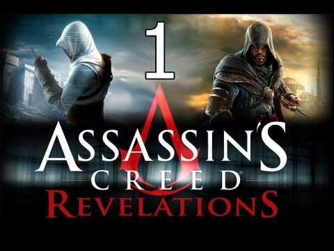 Assassin's creed Revelations: Let's play #1: Un bon commencement