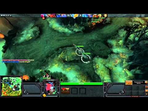 DOTA 2 with Alan: Lycanthrope 4