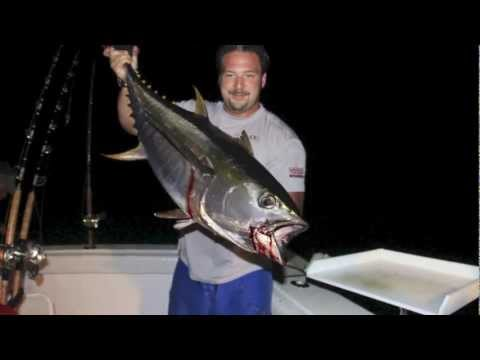 Insufishent Funds Tuna Fishing the Hudson Canyon August 2012