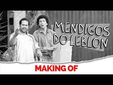 MAKING OF - MENDIGOS DO LEBLON Vídeos de zueiras e brincadeiras: zuera, video clips, brincadeiras, pegadinhas, lançamentos, vídeos, sustos