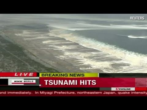 CNN Breaking News: Japan's Earthquake and Tsunami