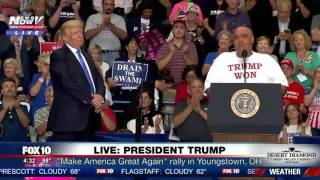 TRUMP SUPERFAN Gino de Fabio Longtime Democrat Voted For Trump