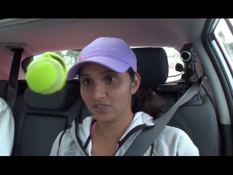 Sania Mirza: Kia Open Drive