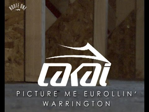 Lakai: Picture Me Eurollin' Tour - Warrington