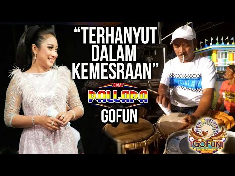 TERHANYUT DALAM KEMESRAAN - MERDU ANISA RAHMA Kendang CAKMET Live GOFUN BOJONEGORO