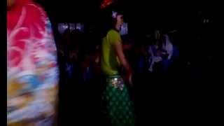 Bangladeshi College girls dance on kushtia govt girls college