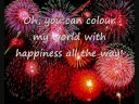 colour my world