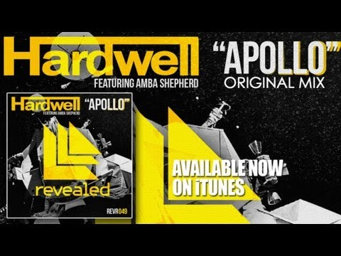 Hardwell - Apollo (Original Mix) ft Amba Shepherd