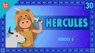 Herakles. Or Hercules. A Problematic Hero: Crash Course World Mythology #30