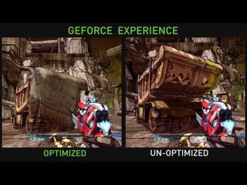 GeForce Experience is the easiest way to optimize your games and keep your drivers up to date. Learn more, download the app, and get an exclusive sneak peak at the next-generation of game capture technology on GeForce.com: http://www.geforce.com/whats-new/articles/geforce-experience-official-release