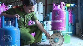 TIN NÓNG - Phát hiện bắt quả tang cơ sở sản xuất gas trái phép tại Thái Bình - Thái Bình TV