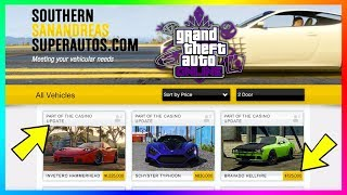 GTA 5 Online Casino DLC Update - How To Make Money To Buy ALL NEW Cars, Properties, Weapons & MORE!