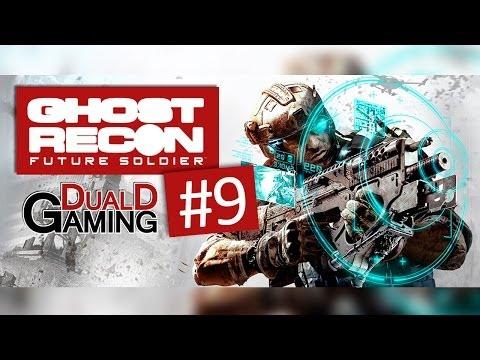 DualDGaming spelar Ghost Recon: Future Soldier - #9 - Flyget till Barbados