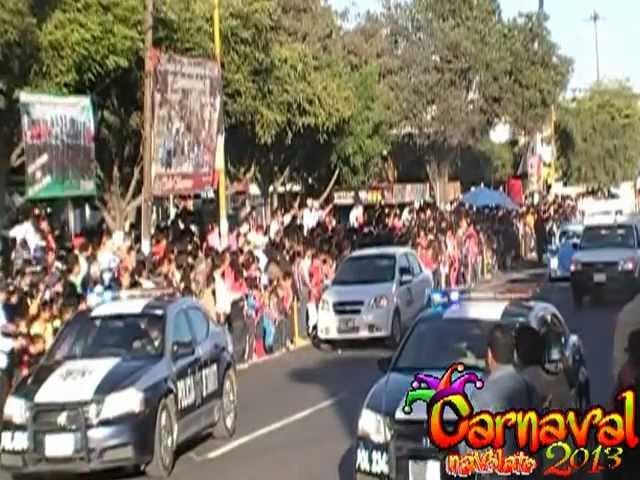 Desfile del Carnaval Navolato 2013 - Parte 1 de 3