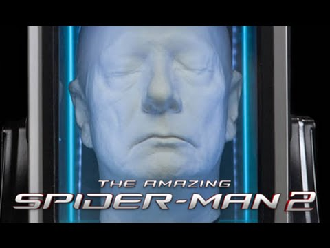 Norman Osborn's Head From The Amazing Spider-Man 2 After Credits Scene
